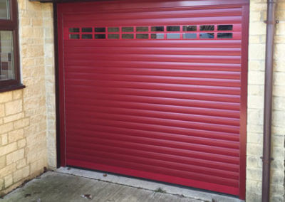 SWS UK - Roller door