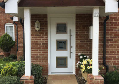 Hormann - Thermo Pro entrance door
