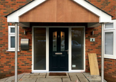 Hormann - Thermo Comp entrance door